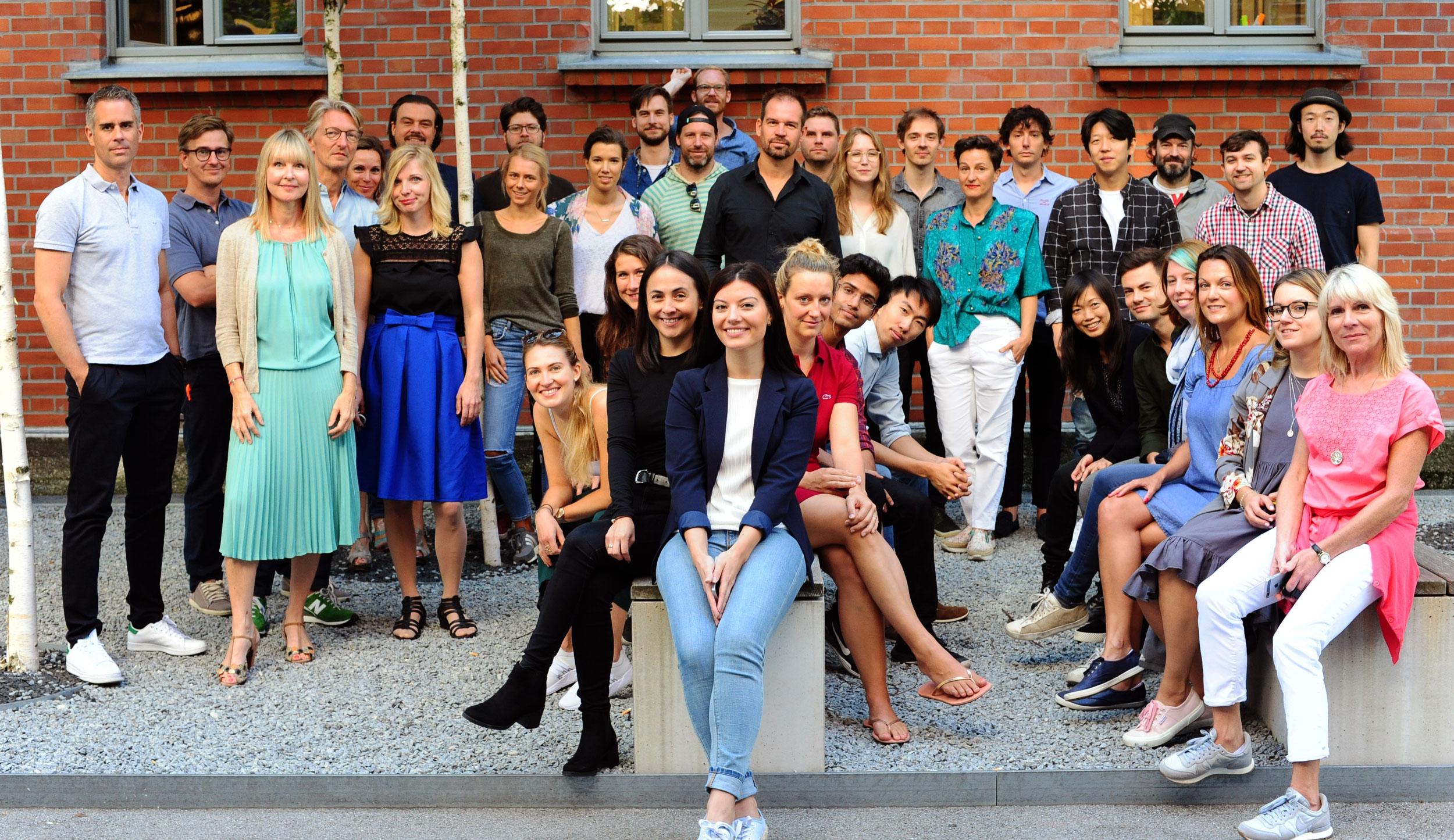 designworks munich studio team
