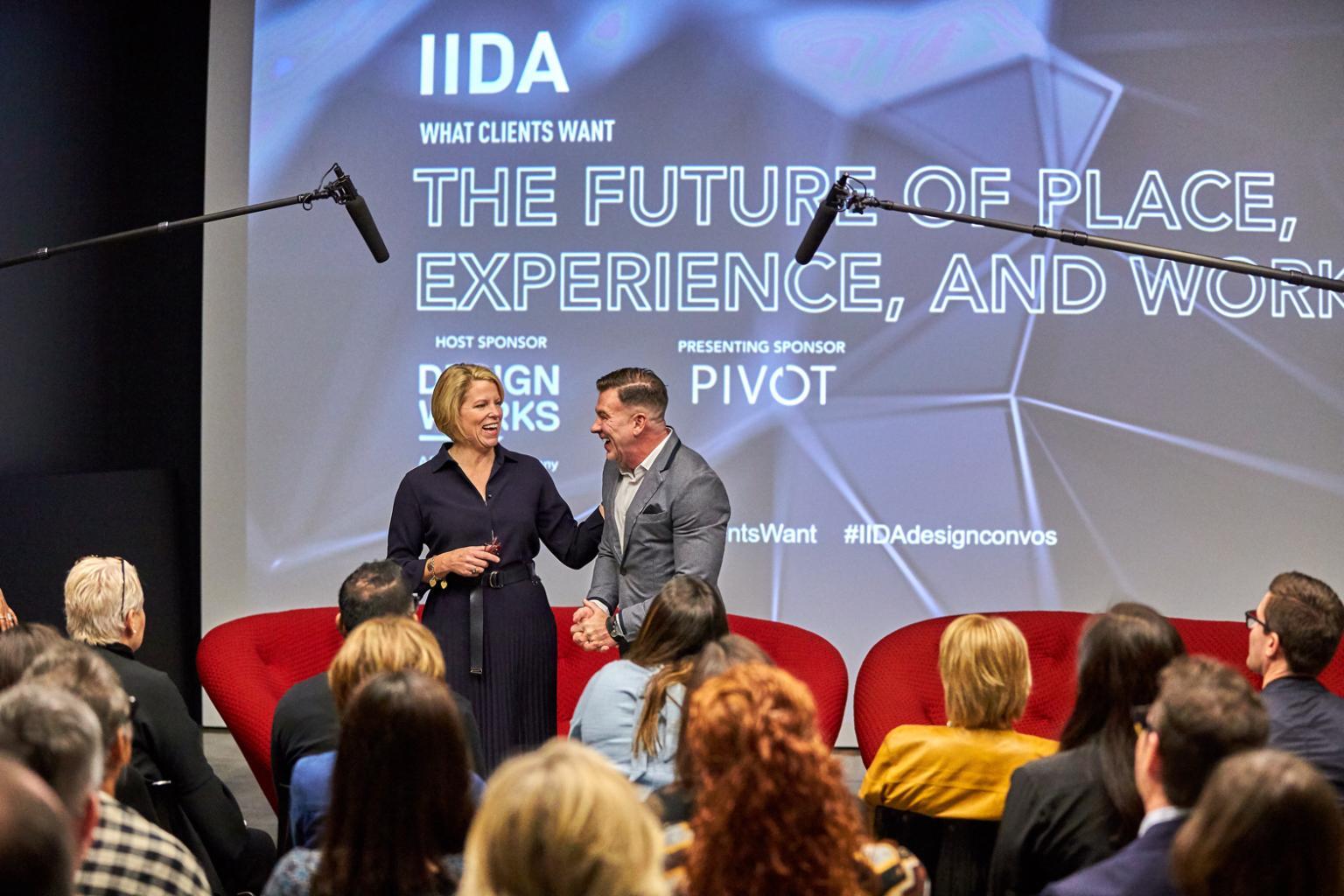 IIDA Presentation at Designworks