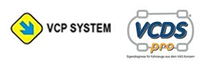 Codieren mit offiziellem VCP System und VCDS