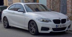 BMW F22