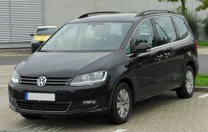 VW Sharan II 7N