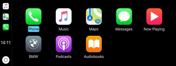Apple Carplay Fullscreen