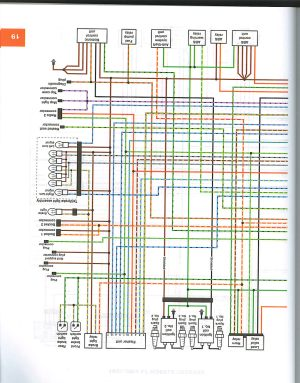 Anybody got a wiring diagram?  BMW Luxury Touring Community