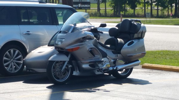 New memeber with New to K1200LT - BMW Luxury Touring Community