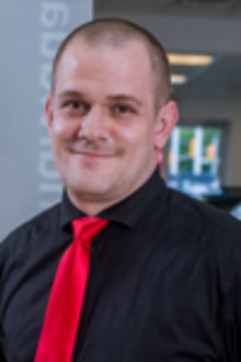 Mat Chard - Parts Consultant