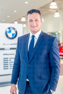 Neb Zorkic - Sales Manager