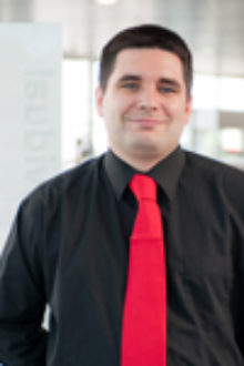 Paul Hockenhull - Assistant Parts Manager