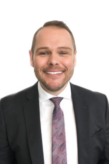 Travis Richards - Sales and Leasing Consultant