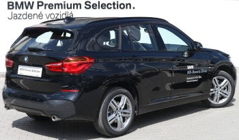 BMW X1 xDrive20d full