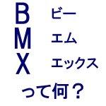 BMXとは