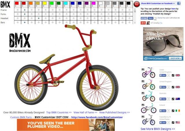 Make Your Own Bmx Bike Game