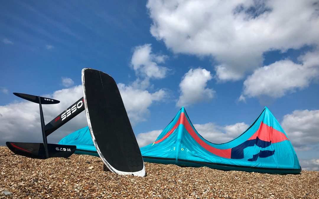 Now open for intermediate kiters & coaching