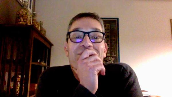 live com o jornalista Eduardo Tessler