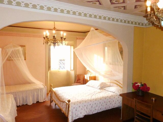 """Room """"Margherita"""" - B&B La Rocca in Carmignano, Tuscany (Italy)"""