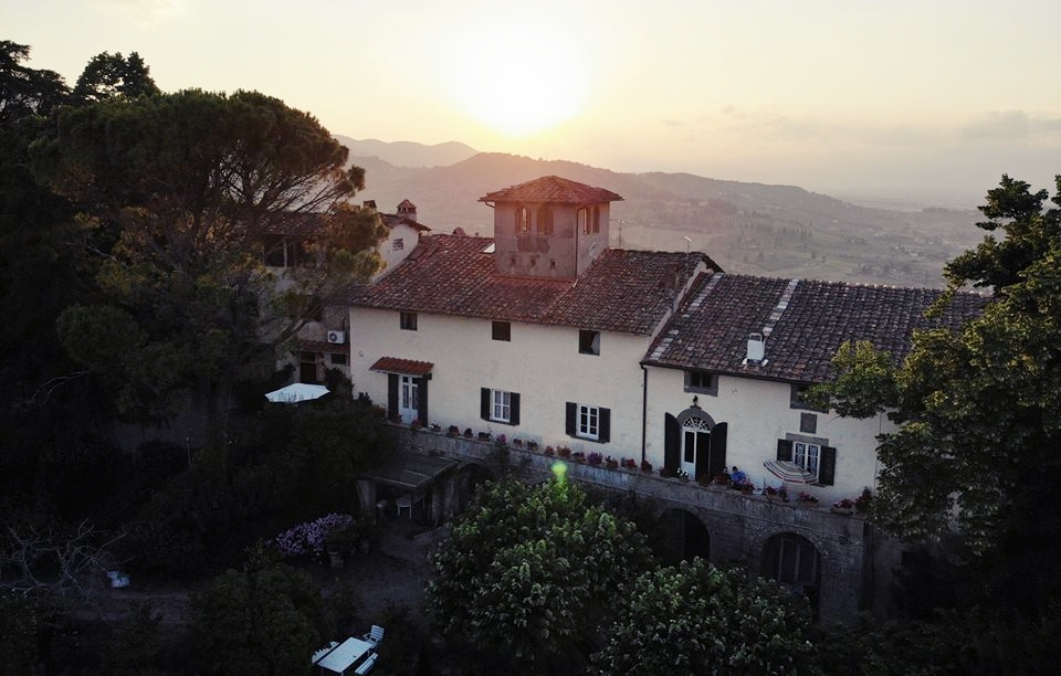 "Our B&B ""La Rocca"" in Carmignano"