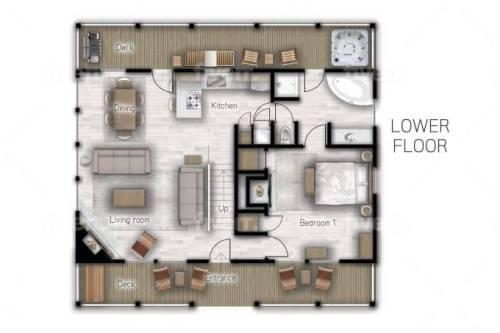 Get Airbnb Floor Plan