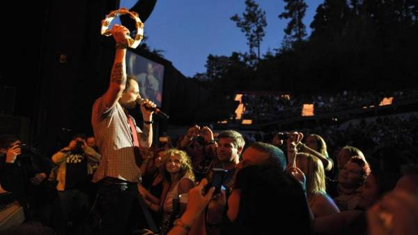 Gin Blossoms grunge band to perform free concert in Alton ...