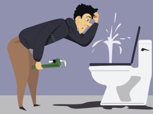 4 Do-it-yourself Toilet Repair Tips