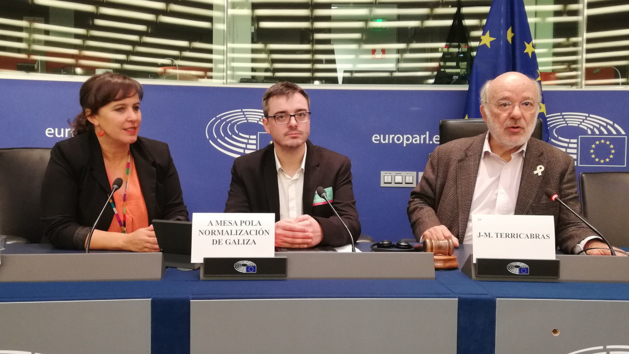 O BNG e A Mesa acusan ao Estado español de incumprir a Carta europea das linguas rexionais ou minoritarias