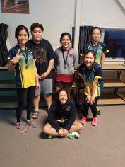 Takapuna 1 - Winners Girls B Grade South Zone
