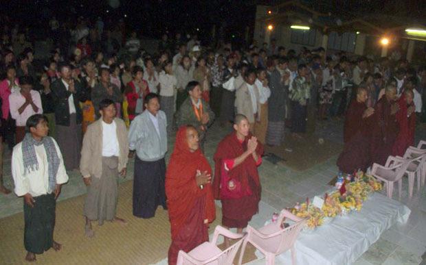 Arakanese remembered 229th Anniversary of Fall of Arakan