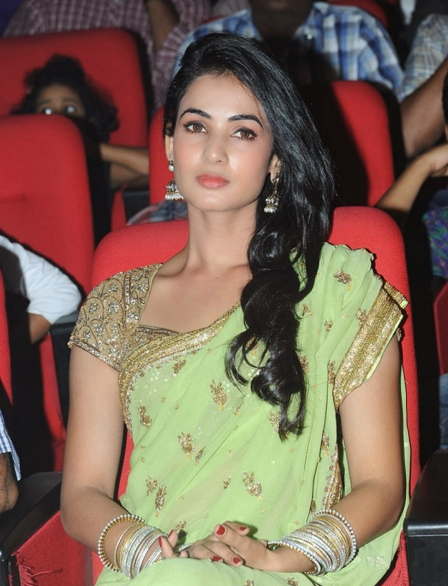 Sonal Chauhan Photoshoot In Saree