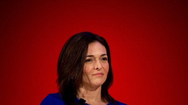 Facebook's Sandberg Asked Staff to Inquire About Soros ...