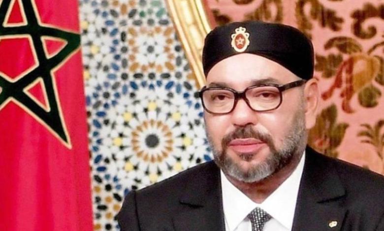رسالة من ملك المغرب إلى رئيس وزراء إسرائيل الجديد
