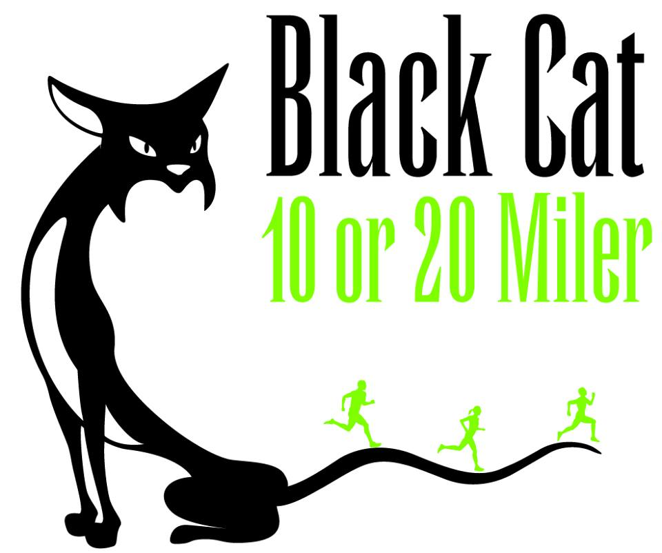Virtual Black Cat 10 & 20 Miler