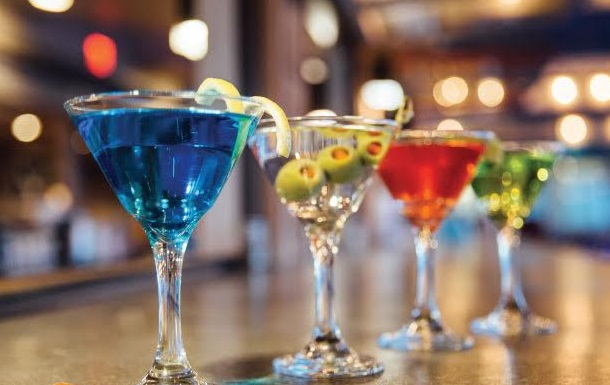 March Martini Madness
