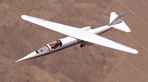 The Weirdest Plane Ever Created By NASA iPhone repair