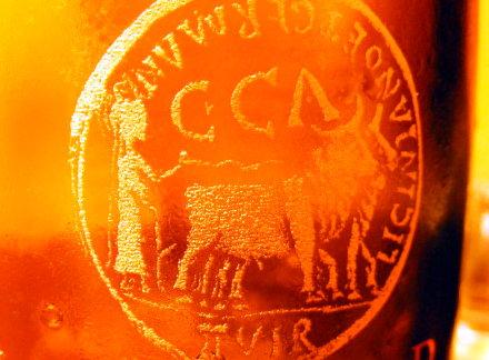 Zaragozana brewery's Caesar Augusta wheat beer