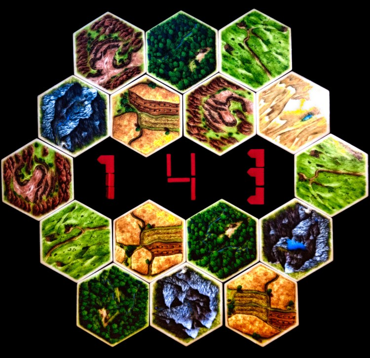 143 Ways To Win At Catan