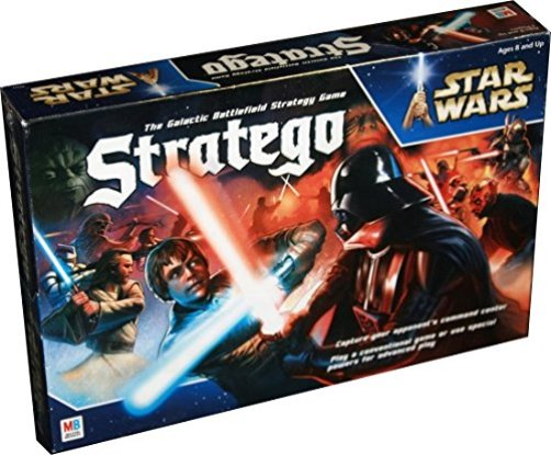Stratego Star Wars Edition