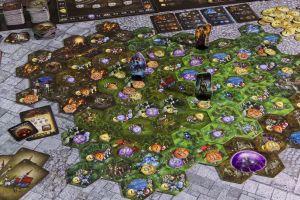 Gameplay-map