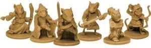 Mice and Mystics Heroes