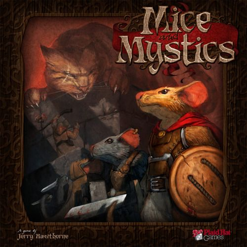 Mice And Mystics Cover Box