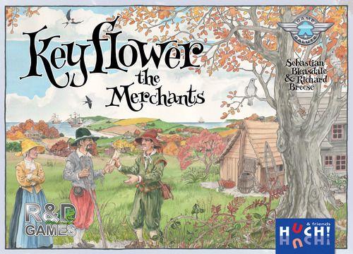 Keyflower The Merchants