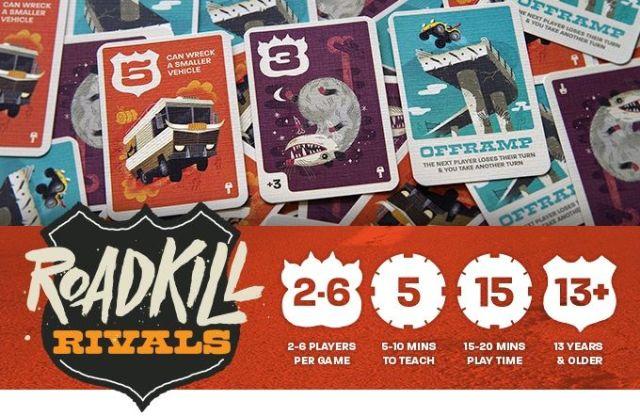 RoadKills Rivals