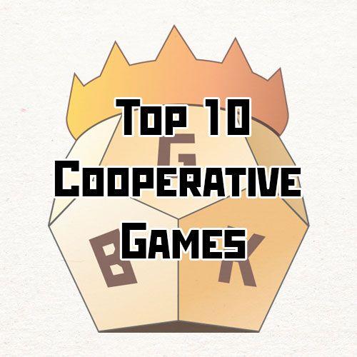 Top 10 Cooperative Games