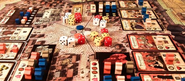 Troyes 3 Player Game