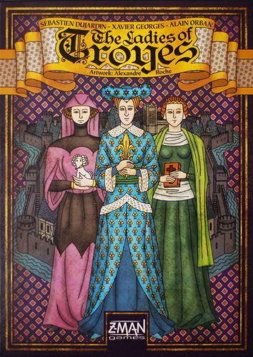 Troyes The Ladies of Troyes