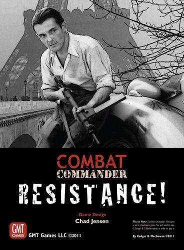 Combat Commander Resistance!
