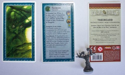 War of the Ring (Second Edition) - Lords of Middle-Earth - Treebeard