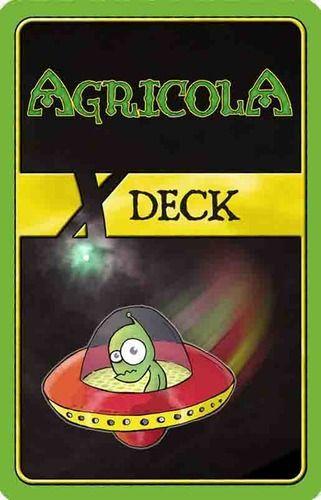 Agricola - X-Deck