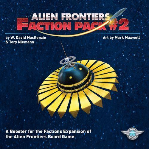 Alien Frontiers - Faction Pack 2
