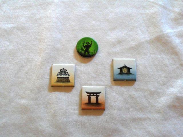 Shogun - Tokens