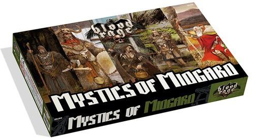 Blood Rage Mystics of Midgard