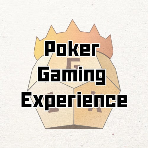 Poker Gaming Experience