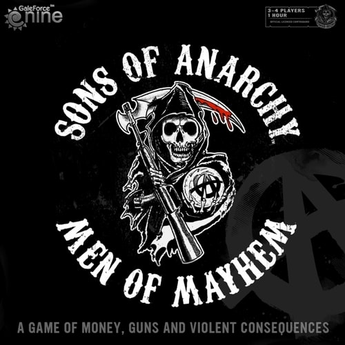 sons of anarchy men of mayhem